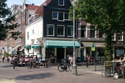 Cafe Winkel 43 Amsterdam