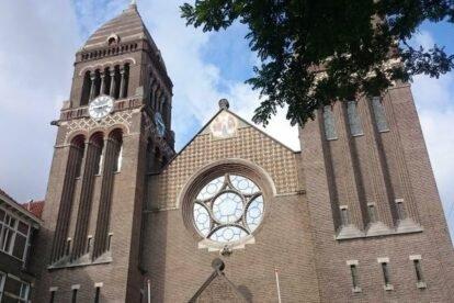 Obrechtkerk Amsterdam