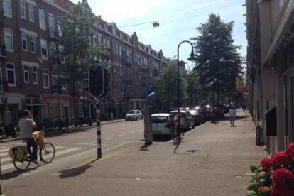 Spaarndammerbuurt Amsterdam