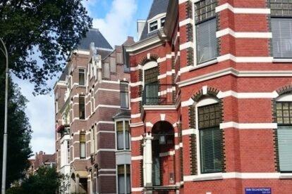 Van Eeghenstraat Amsterdam