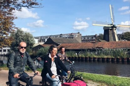 Windmill De Otter Amsterdam