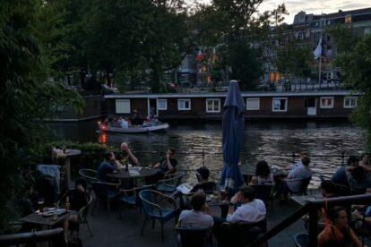 Cafe Soundgarden Amsterdam