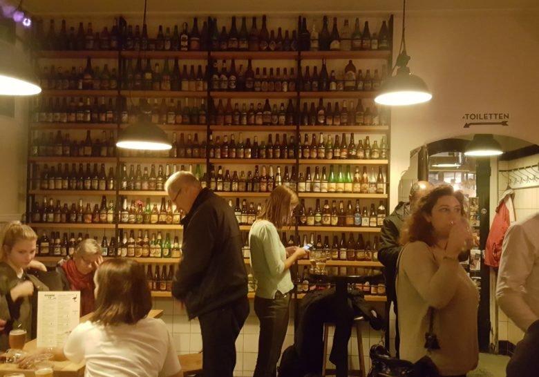 Brouwerij aan't Ij Amsterdam