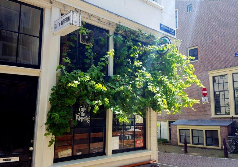 Café De Wetering Amsterdam