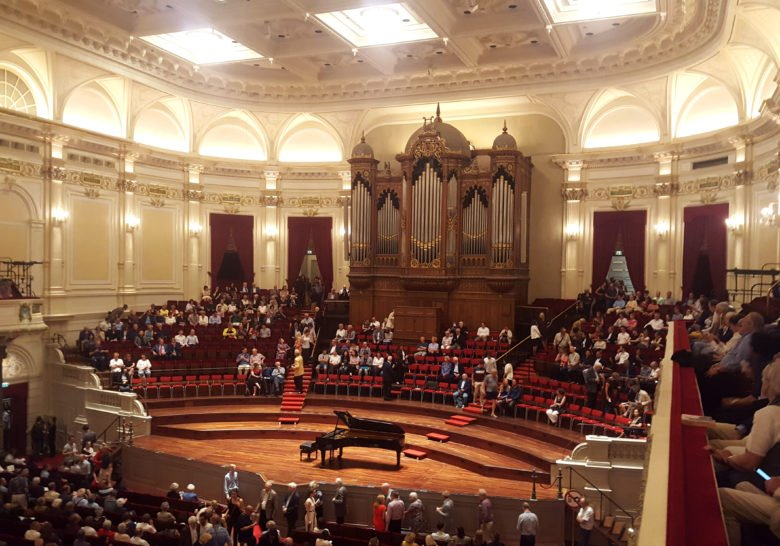 Concertgebouw – Temple of classical music