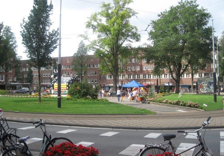 Hoofddorpplein Amsterdam