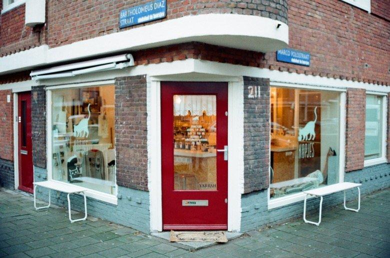 Kattencafe Kopjes Amsterdam