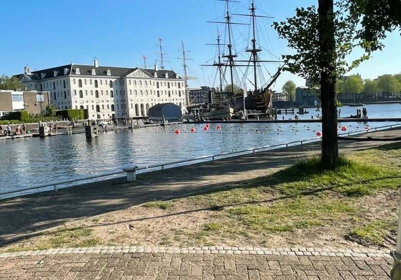 Marine Terrain Amsterdam