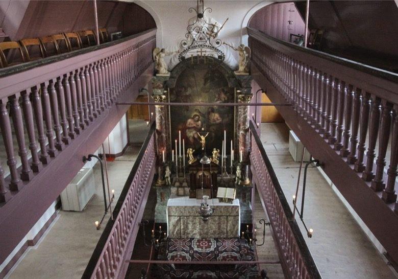 Museum Ons' Lieve Heer op Solder Amsterdam