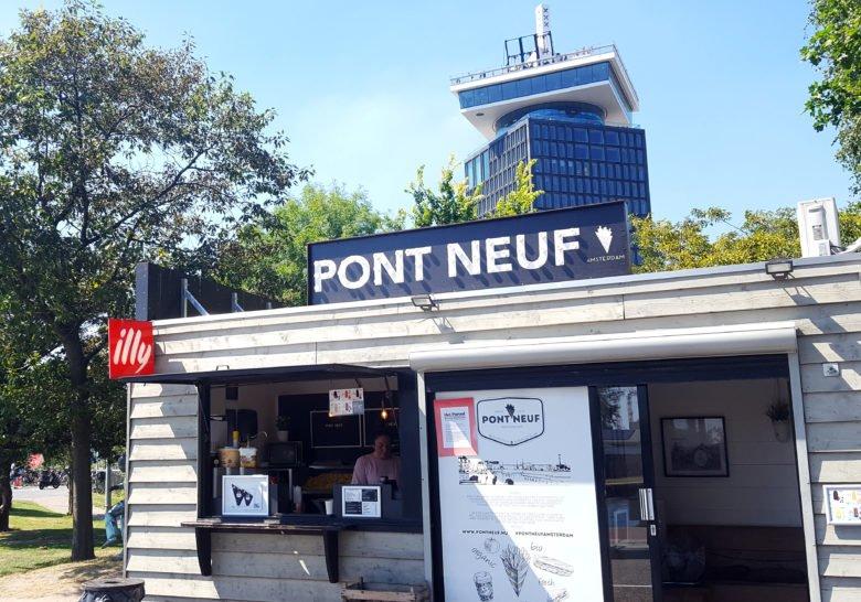 Pont Neuf Amsterdam