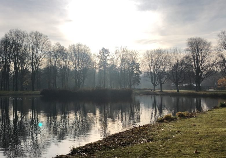 Rembrandt Park Amsterdam