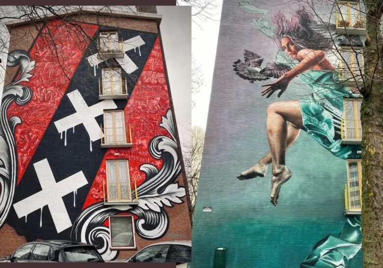 Transvaalbuurt Street Art Amsterdam