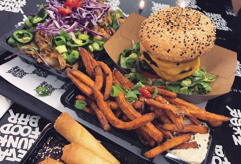 Vegan Junk Food Bar Amsterdam