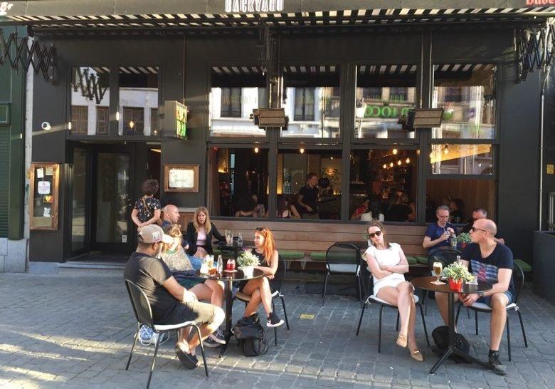 Backyard Antwerp