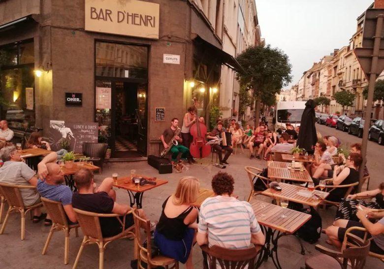 Bar d'Henri Antwerp
