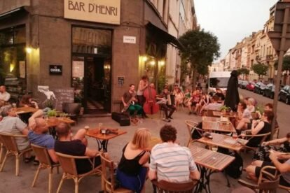 Bar d'Henri – Free jazz in a living room