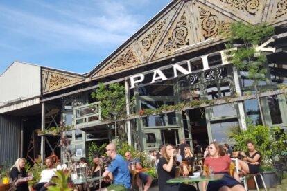 Bar Paniek Antwerp