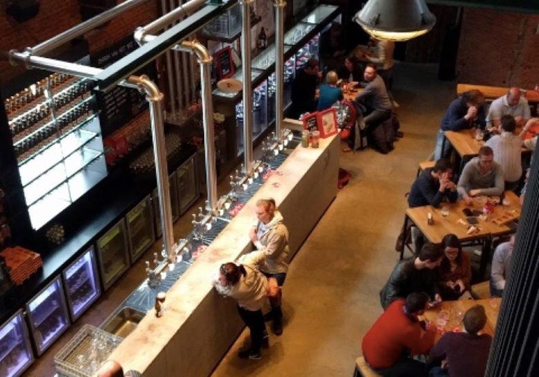 Brewery De Koninck Antwerp