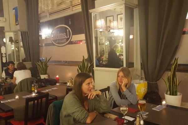 Café Lambik Antwerp