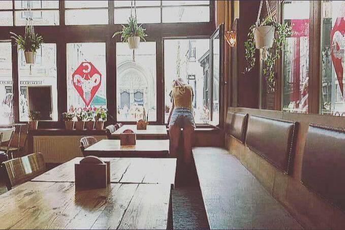Cafee Cabron Antwerp