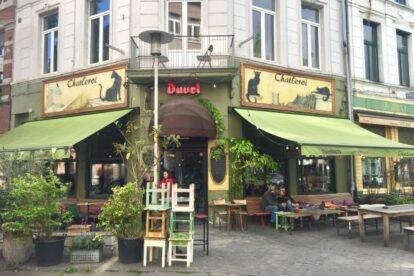 Chatleroi Antwerp