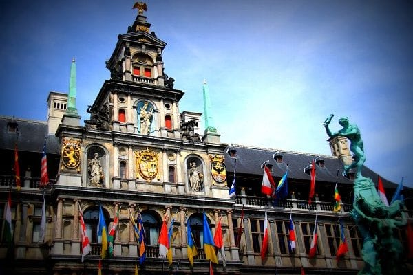 City Hall Antwerp