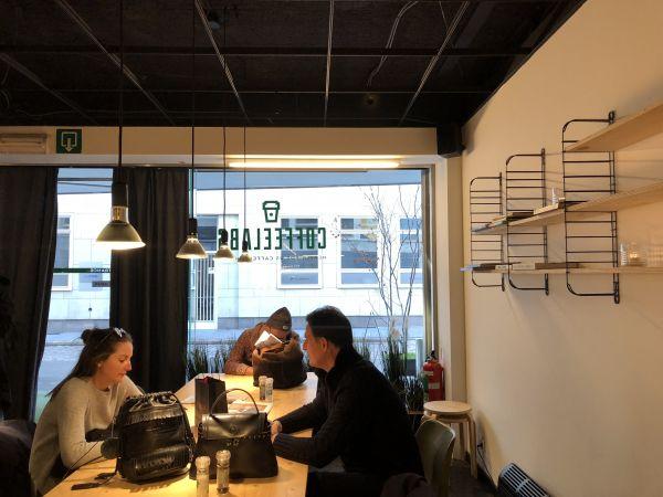 Coffeelabs Antwerp