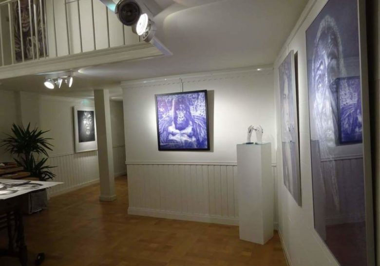 Dalek Art Gallery Antwerp