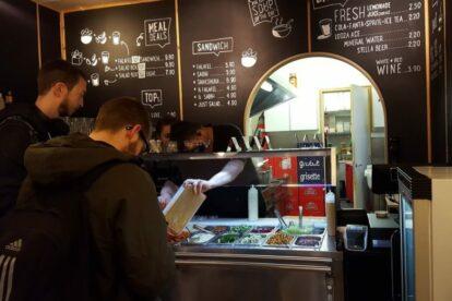 Falafel Tof Antwerp