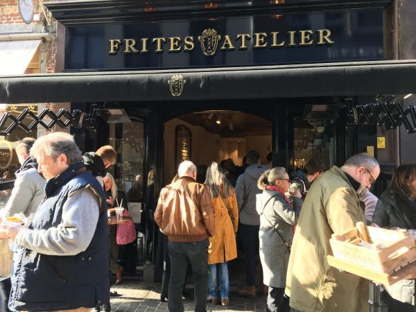 Frites Atelier Antwerp