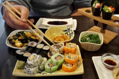 Image result for kaiseki sushi