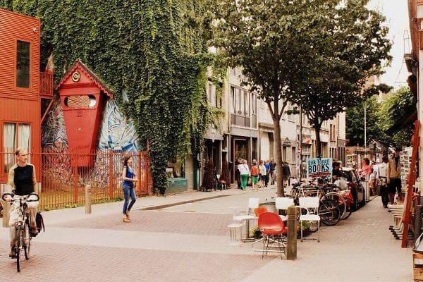Kloosterstraat Antwerp