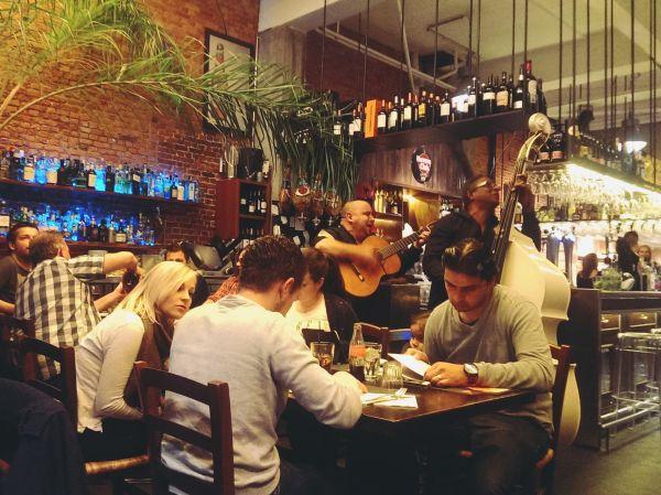 Las Mañas Spanish Restaurant