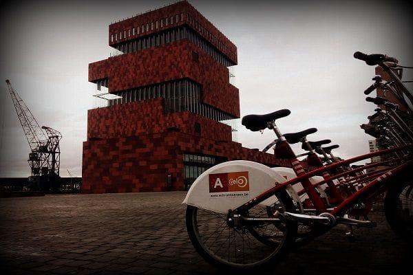 Museum aan de Stroom (MAS) Antwerp