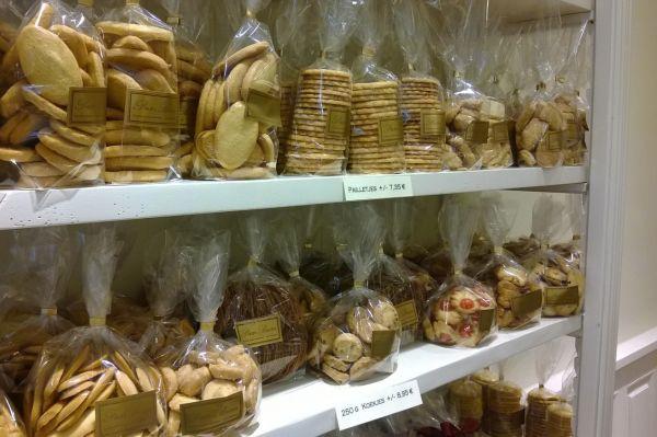Philips biscuits Antwerp