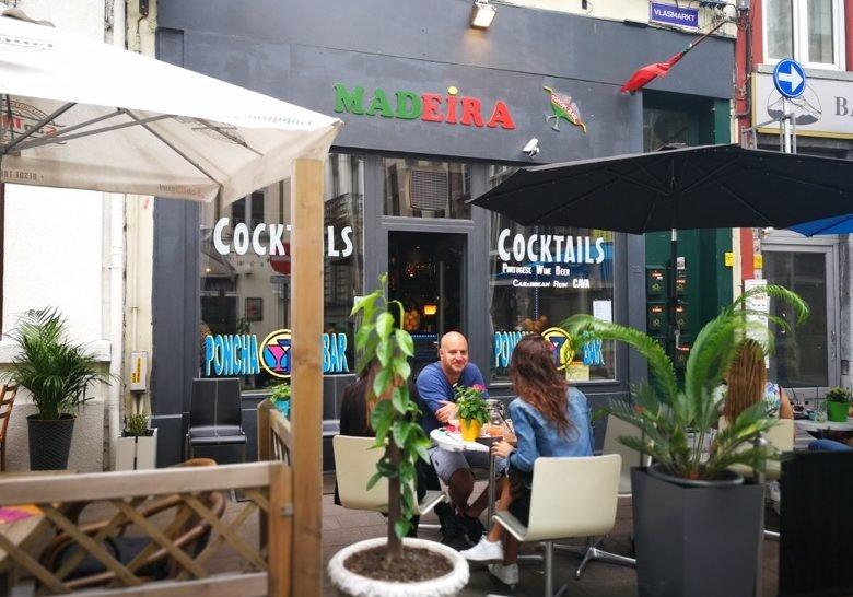 Poncha Bar Madeira Antwerp