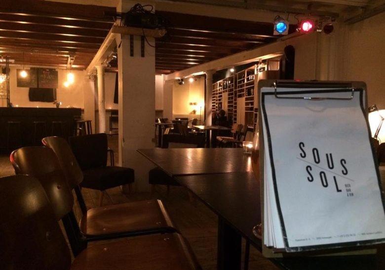 Sous Sol Antwerp
