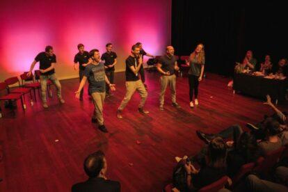 SWAAJP Improv Theater Antwerp