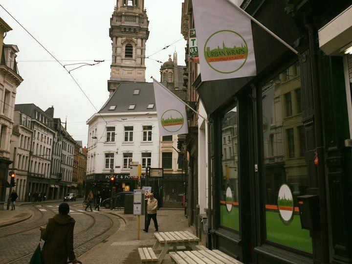 Urban Wraps Antwerp