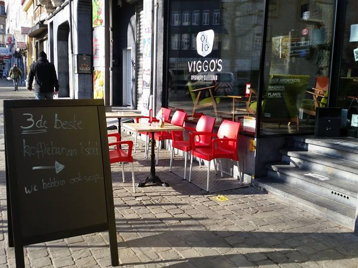 Viggo's Coffee Bar Antwerp
