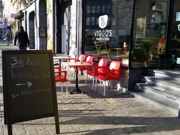 Bars Spotted By Locals Antwerp
