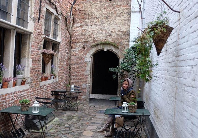 Vlaaikensgang Antwerp
