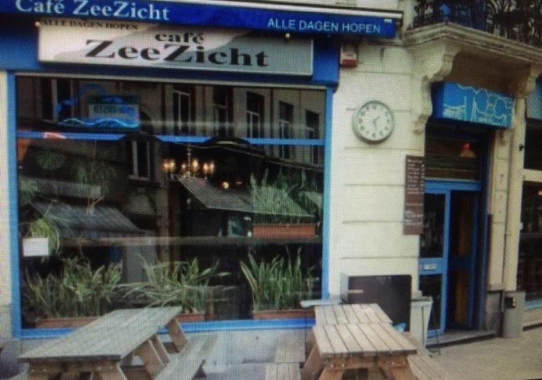 Zeezicht Antwerp