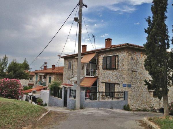 A Hidden Village Athens
