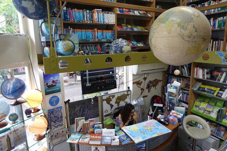 Anavasi Travel Bookstore Athens