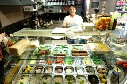 Antoni's Yard – My super local place to eat