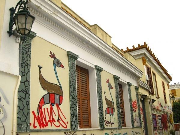 Athens Graffiti Athens