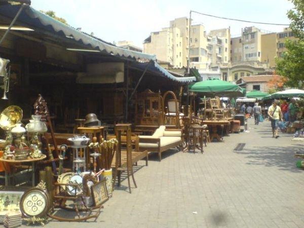 Avyssinias Square Athens