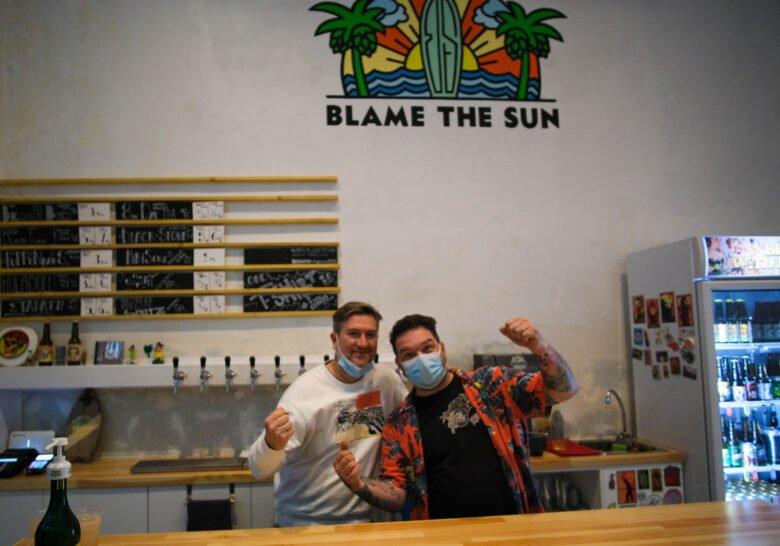 Blame the Sun Athens