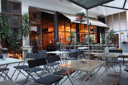 Cantina social Athens